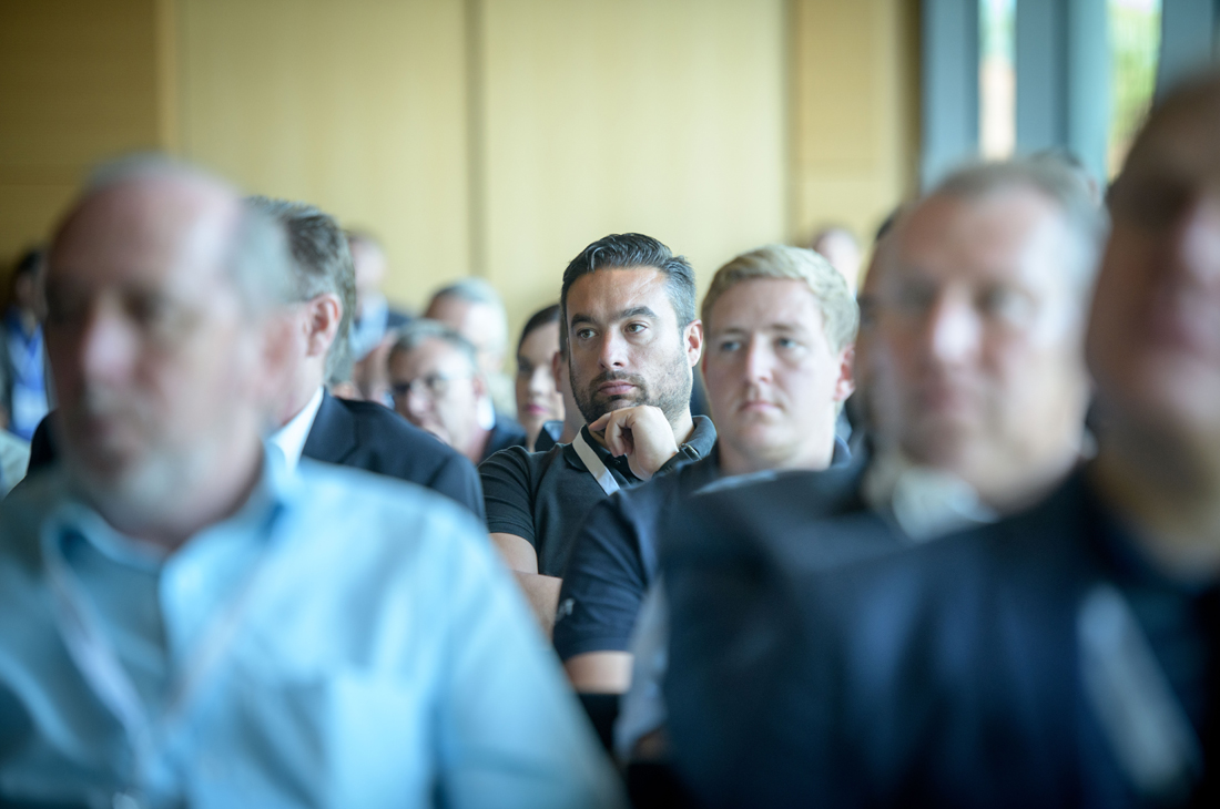 10. Controlware Security Day im Congress Park Hanau am 20.09.18.