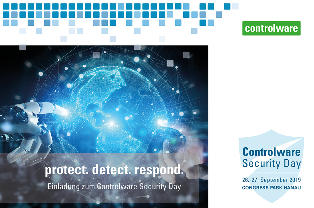 Ankuendigung Controlware Security Day 2019